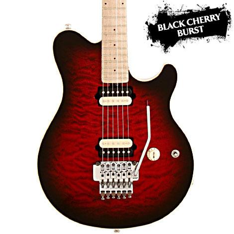 Black Cherry Burst