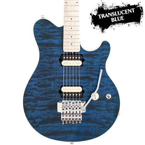 Translucent Blue