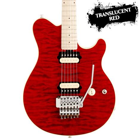 Translucent Red