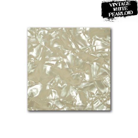 Vintage White Pearloid
